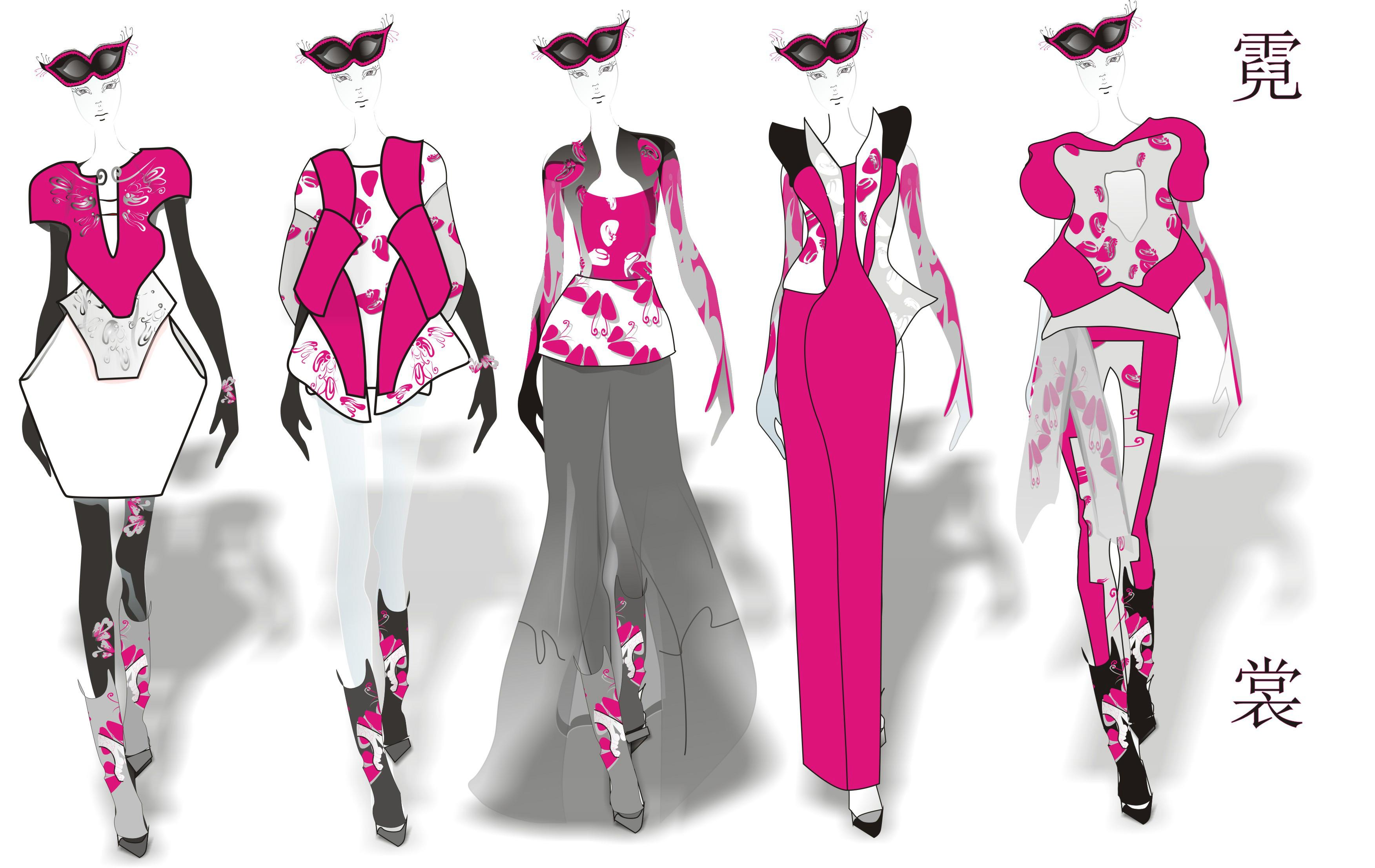 服裝設計與工藝教育 河南科技